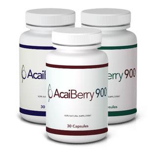 Acai Berry 900 tablety na hubnutí