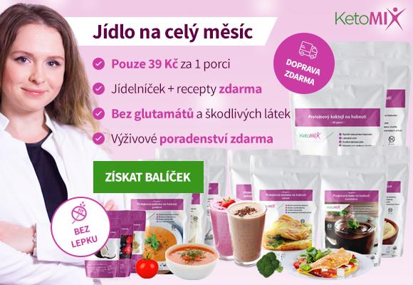 ketomix balicek